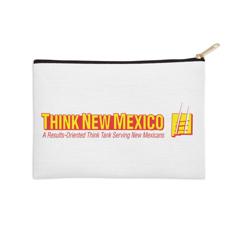 Think New Mexico Accessories Zip Pouch by Think New Mexico's Artist Shop