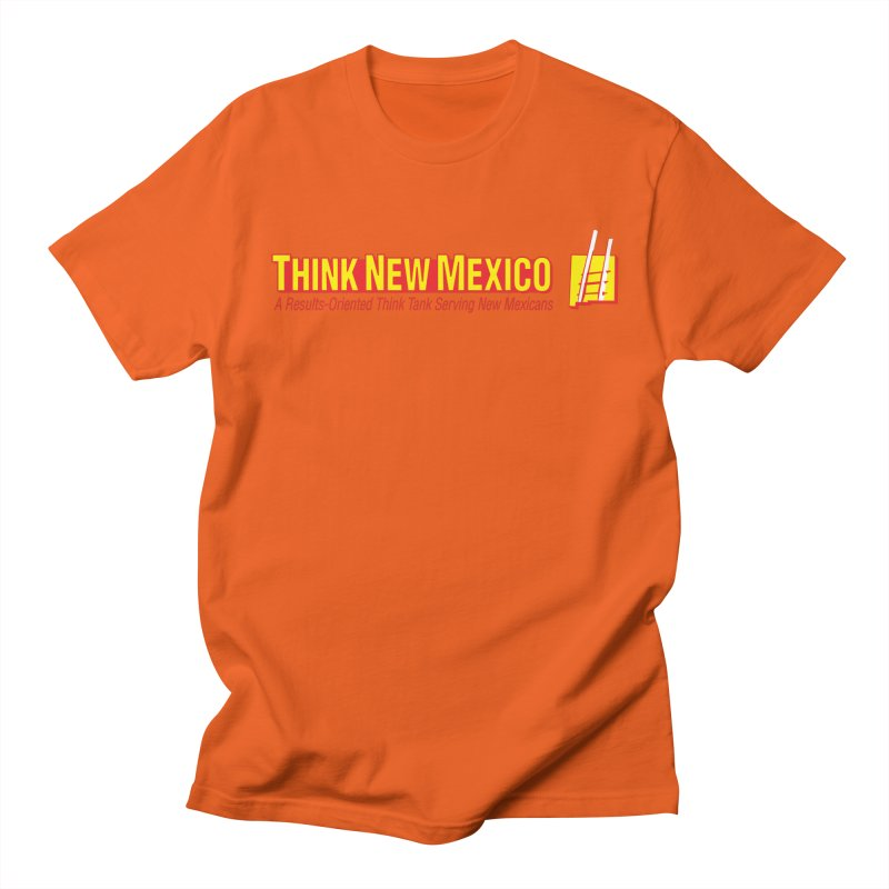 Think New Mexico Men's T-Shirt by Think New Mexico's Artist Shop