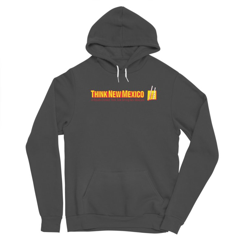 Think New Mexico Women's Sponge Fleece Pullover Hoody by Think New Mexico's Artist Shop