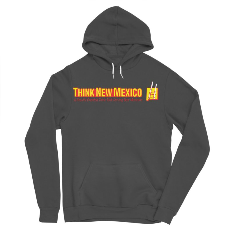Think New Mexico Men's Sponge Fleece Pullover Hoody by Think New Mexico's Artist Shop