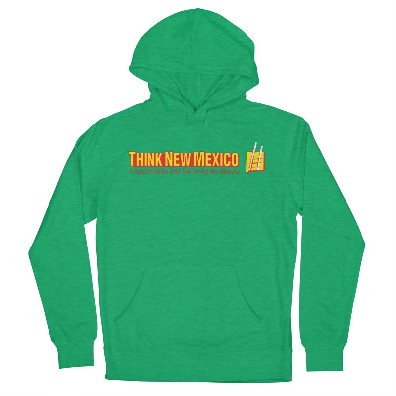 Think New Mexico Men's French Terry Pullover Hoody by Think New Mexico's Artist Shop