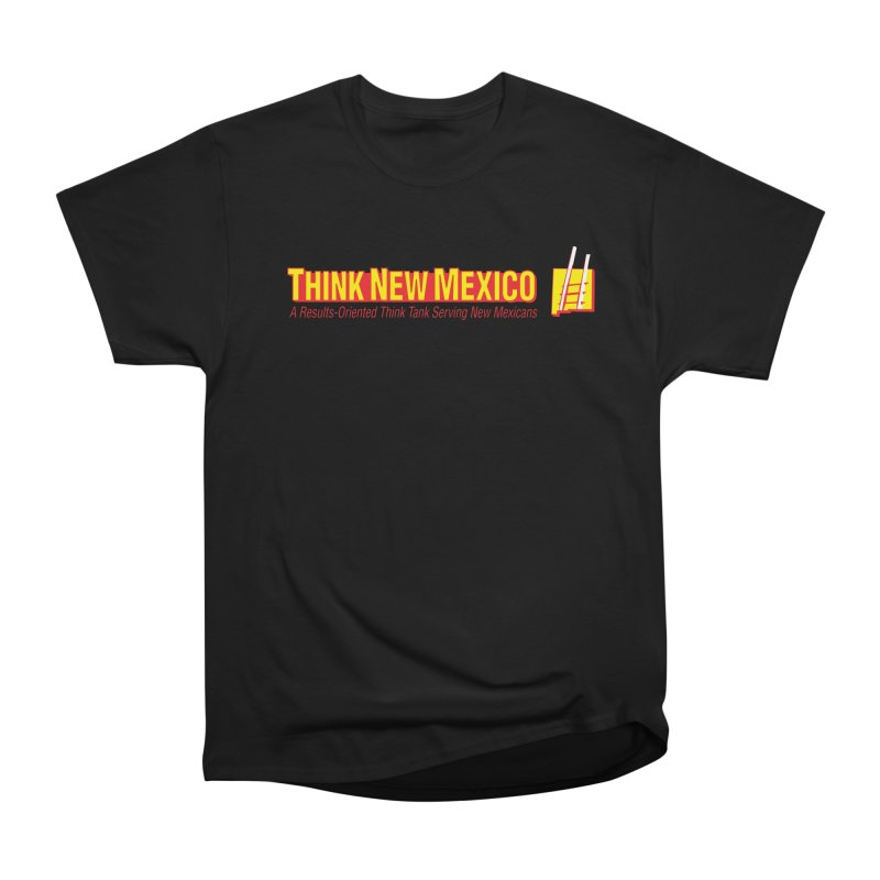 Think New Mexico Women's Heavyweight Unisex T-Shirt by Think New Mexico's Artist Shop