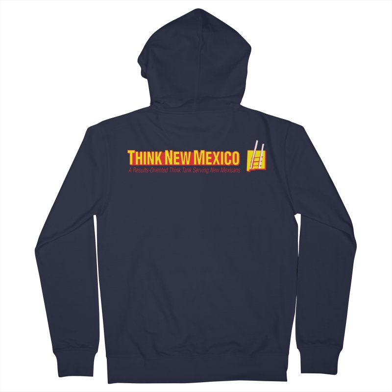 Think New Mexico Women's French Terry Zip-Up Hoody by Think New Mexico's Artist Shop