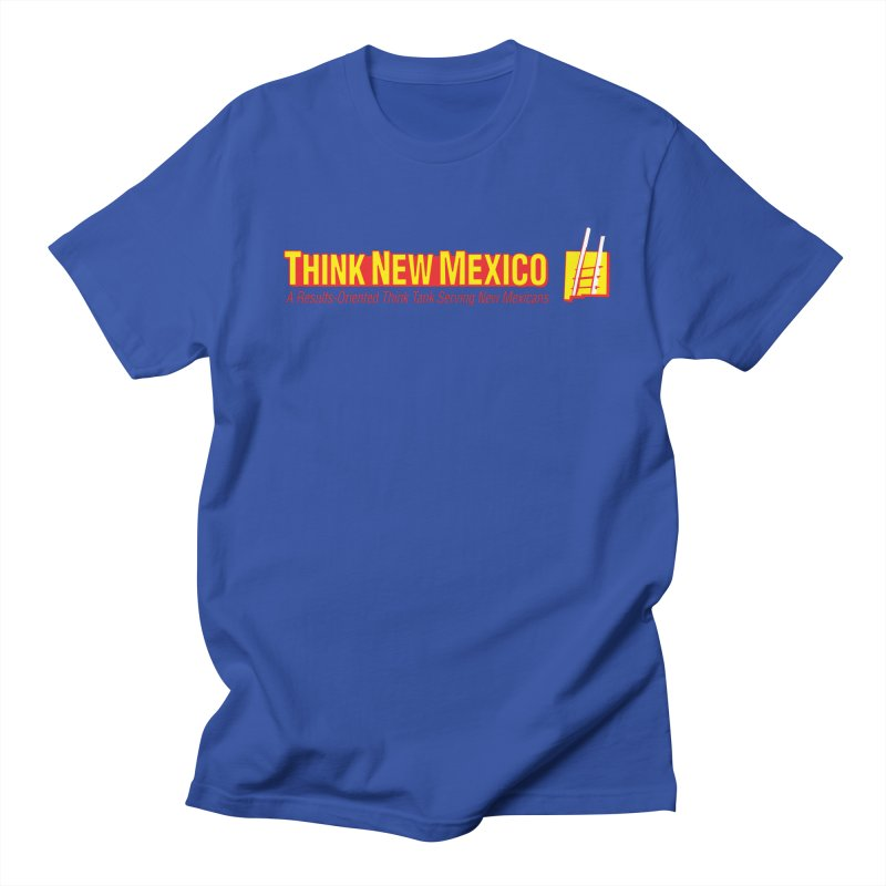 Think New Mexico Women's Regular Unisex T-Shirt by Think New Mexico's Artist Shop