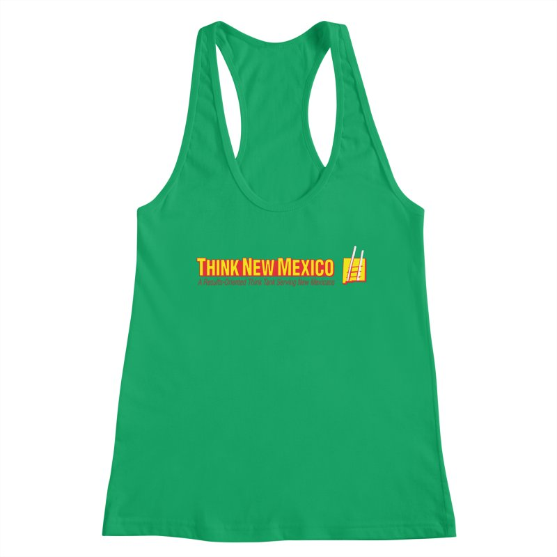 Think New Mexico Women's Tank by Think New Mexico's Artist Shop