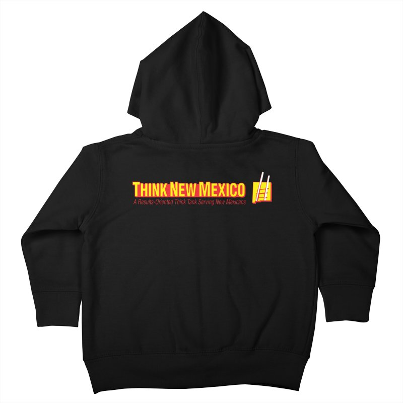 Think New Mexico Kids Toddler Zip-Up Hoody by Think New Mexico's Artist Shop