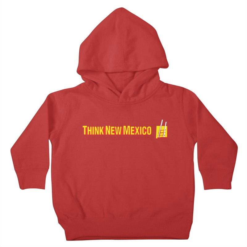 Think New Mexico Kids Toddler Pullover Hoody by Think New Mexico's Artist Shop