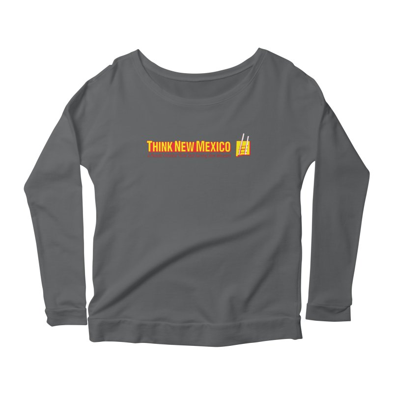 Think New Mexico Women's Longsleeve T-Shirt by Think New Mexico's Artist Shop