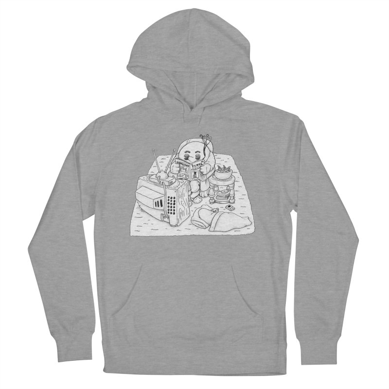 Played Men's French Terry Pullover Hoody by Thinkoffbeat / The COUP Shirt Shop