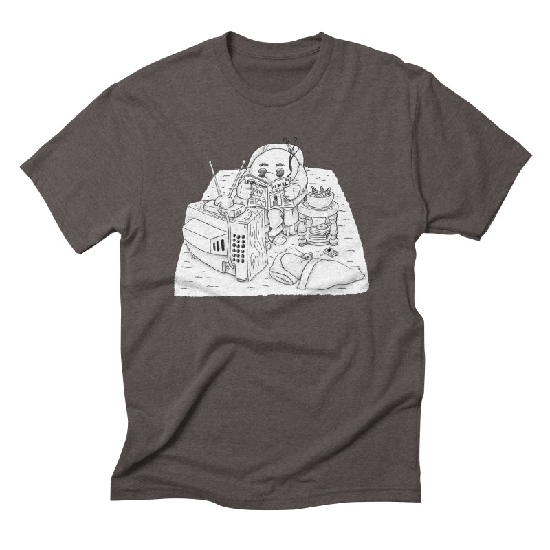 Played Men's Triblend T-Shirt by Thinkoffbeat / The COUP Shirt Shop