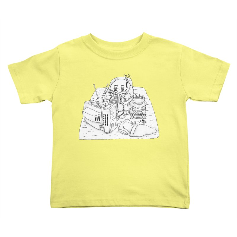 Played Kids Toddler T-Shirt by Thinkoffbeat / The COUP Shirt Shop