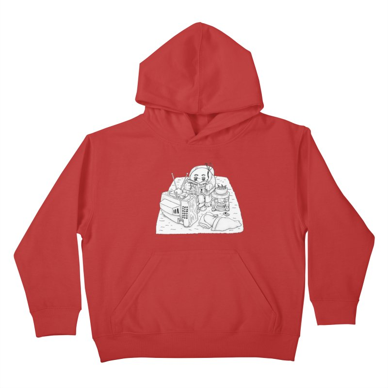 Played Kids Pullover Hoody by Thinkoffbeat / The COUP Shirt Shop