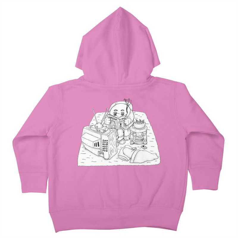 Played Kids Toddler Zip-Up Hoody by Thinkoffbeat / The COUP Shirt Shop