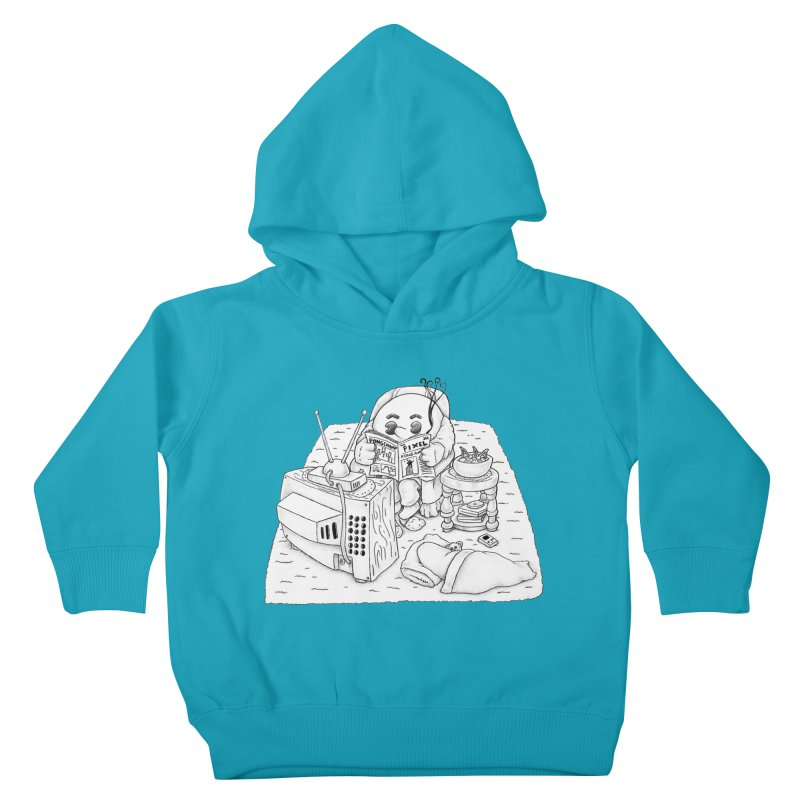 Played Kids Toddler Pullover Hoody by Thinkoffbeat / The COUP Shirt Shop