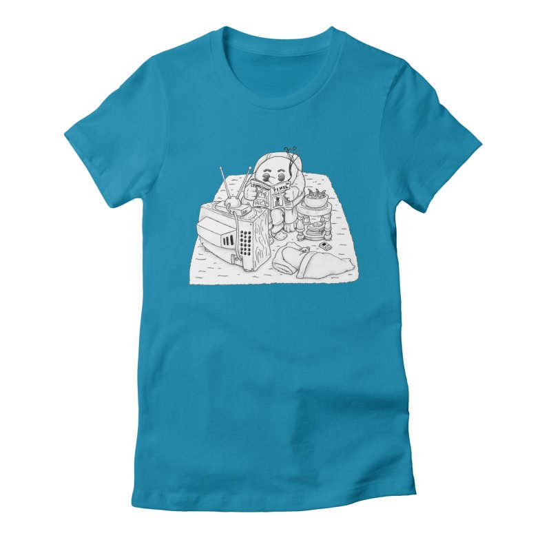 Played Women's Fitted T-Shirt by Thinkoffbeat / The COUP Shirt Shop