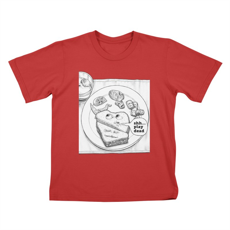 Play Dead Kids T-Shirt by Thinkoffbeat / The COUP Shirt Shop