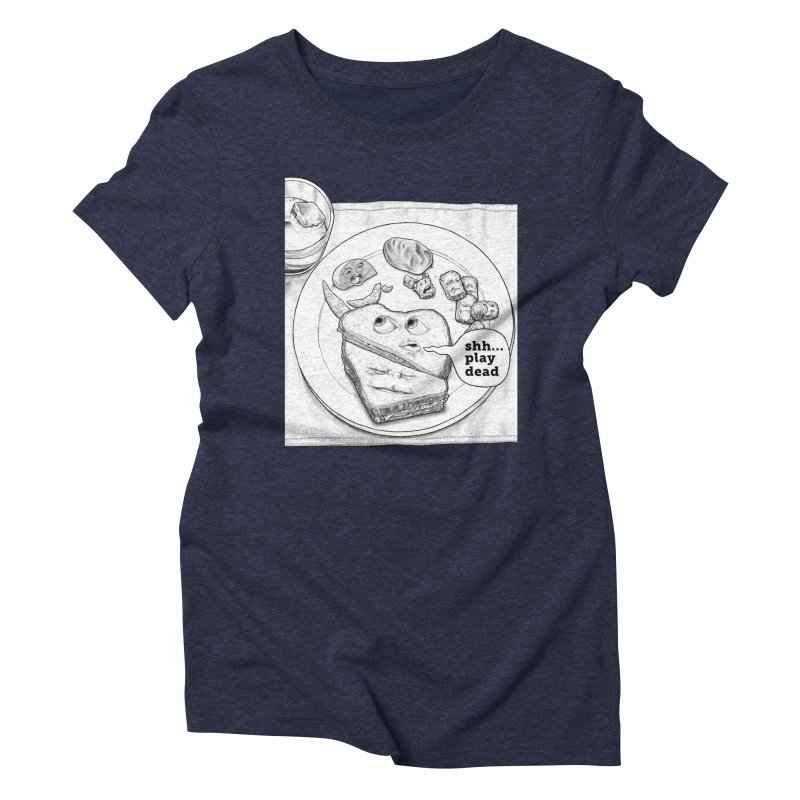 Play Dead   by Thinkoffbeat / The COUP Shirt Shop