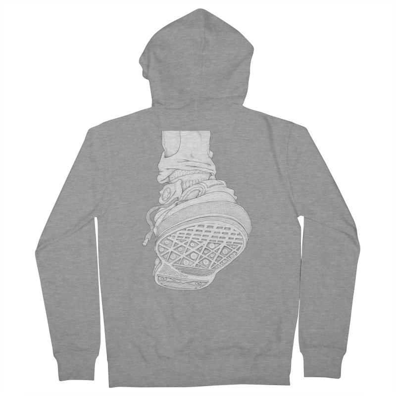 Life of an Ant Women's Zip-Up Hoody by Thinkoffbeat / The COUP Shirt Shop