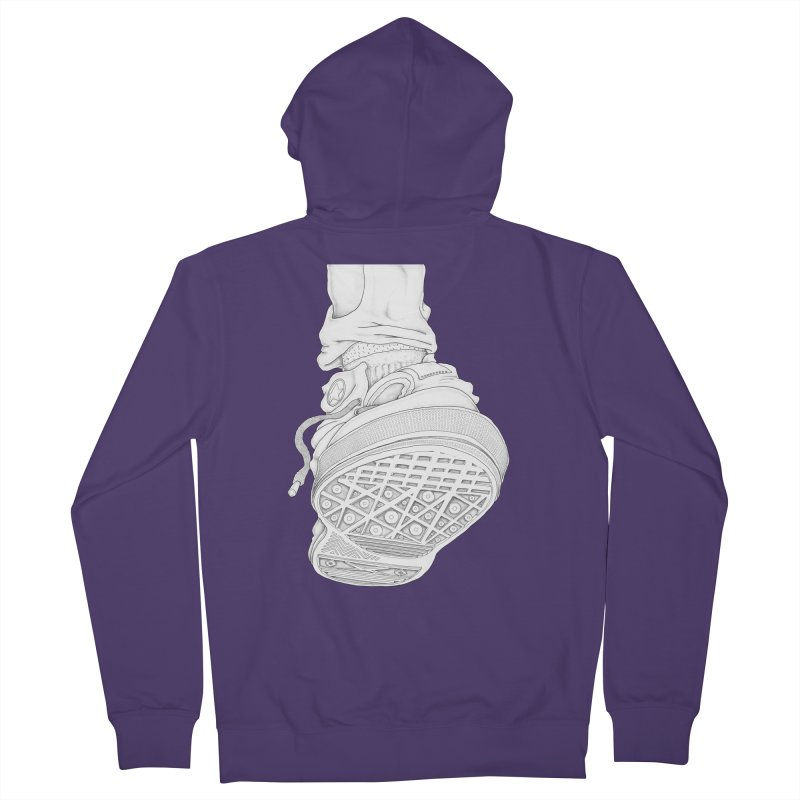 Life of an Ant Women's French Terry Zip-Up Hoody by Thinkoffbeat / The COUP Shirt Shop