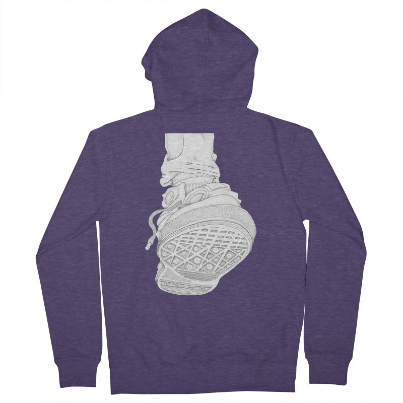 Life of an Ant Men's Zip-Up Hoody by Thinkoffbeat / The COUP Shirt Shop