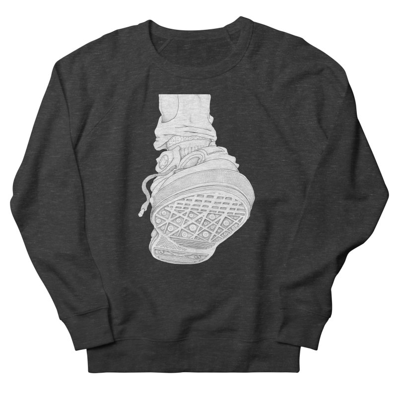 Life of an Ant Men's French Terry Sweatshirt by Thinkoffbeat / The COUP Shirt Shop