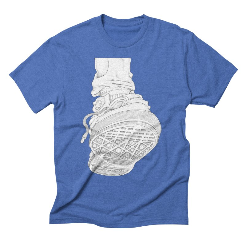 Life of an Ant Men's Triblend T-shirt by Thinkoffbeat / The COUP Shirt Shop
