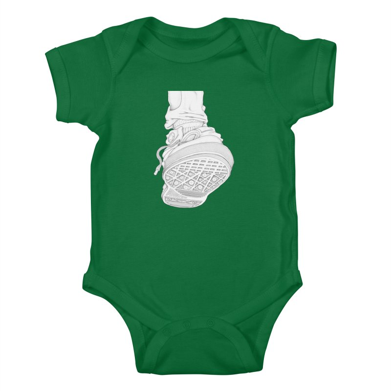 Life of an Ant Kids Baby Bodysuit by Thinkoffbeat / The COUP Shirt Shop