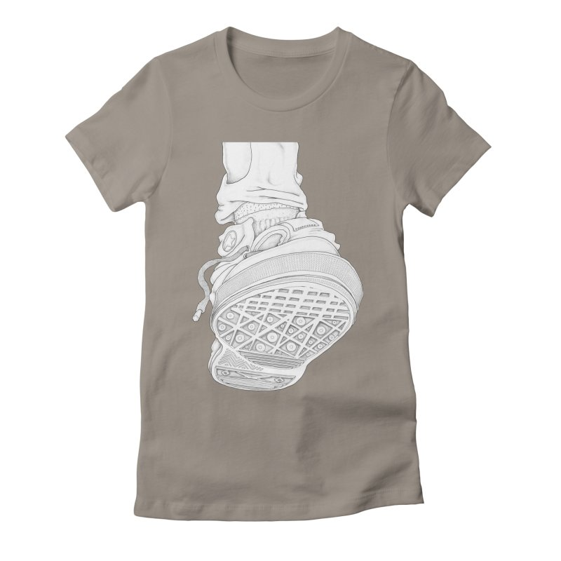 Life of an Ant Women's Fitted T-Shirt by Thinkoffbeat / The COUP Shirt Shop