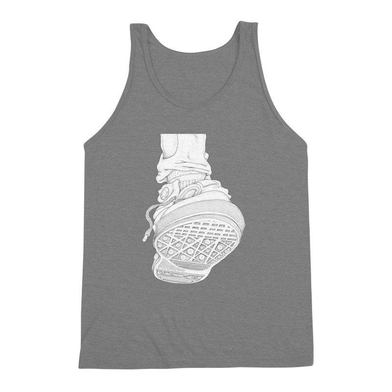 Life of an Ant Men's Triblend Tank by Thinkoffbeat / The COUP Shirt Shop