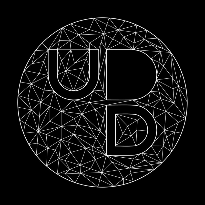 UDD - Sphere Men's T-Shirt by THIS
