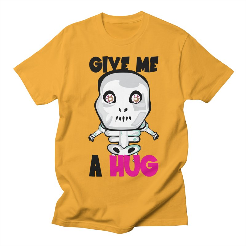 Give me a hug Men's T-Shirt by Thismate's Artist Shop