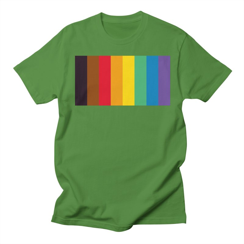 QPOC Stripe Women's Regular Unisex T-Shirt by ThisQPOCshop