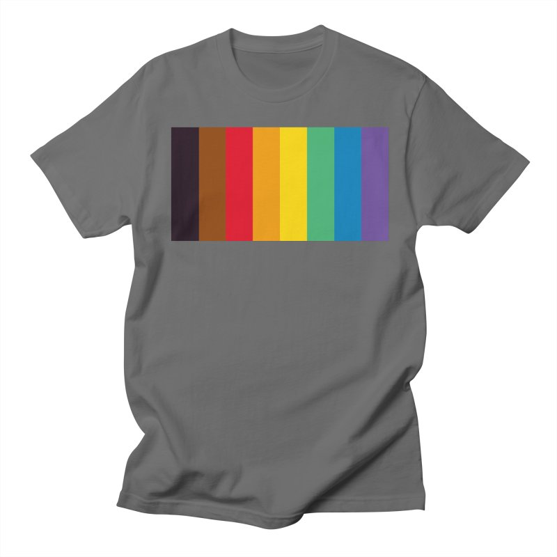 QPOC Stripe Men's T-Shirt by ThisQPOCshop