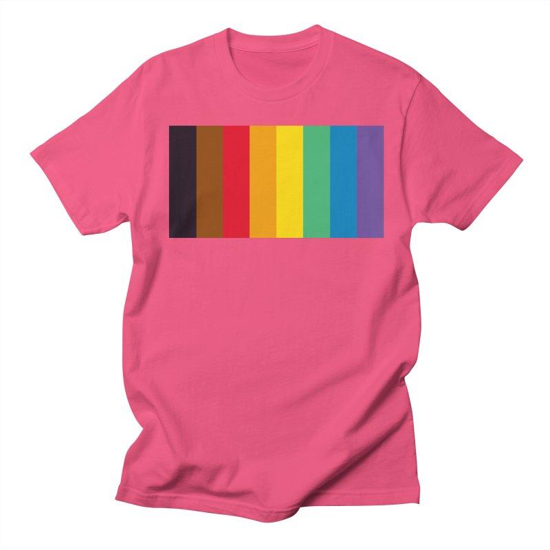 QPOC Stripe Men's T-Shirt by ThisQPOCshop