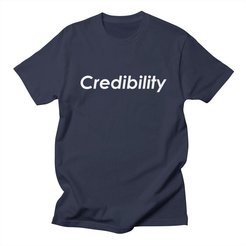 Credibility Women's Regular Unisex T-Shirt by ThisQPOCshop