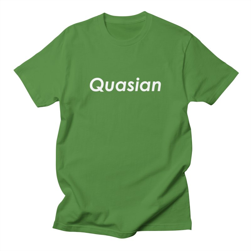 Quasian Men's Regular T-Shirt by ThisQPOCshop