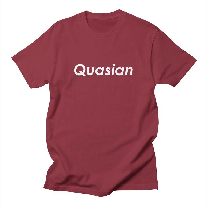 Quasian Men's Regular T-Shirt by ThisQPOCshop