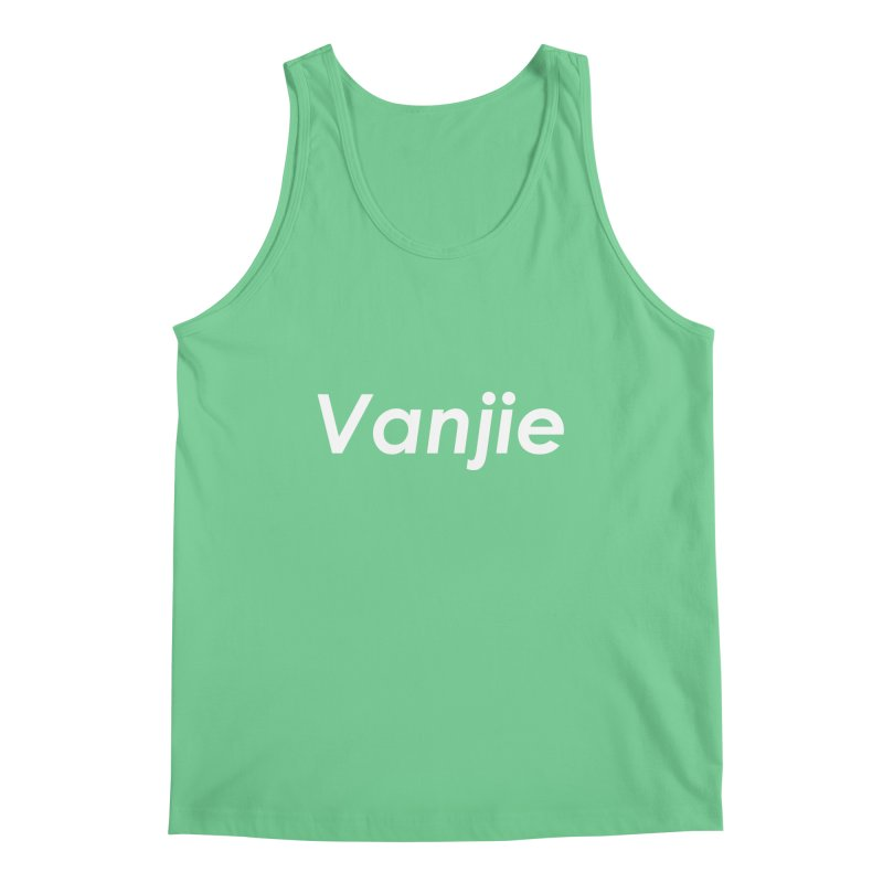 Vanjie Men's Tank by ThisQPOCshop