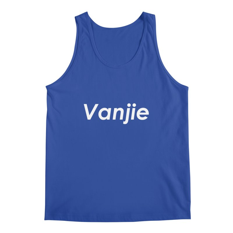 Vanjie Men's Tank by ThisQPOCshop