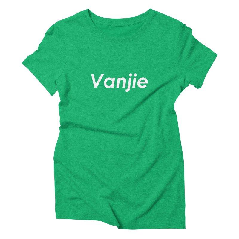 Vanjie Women's Triblend T-Shirt by ThisQPOCshop