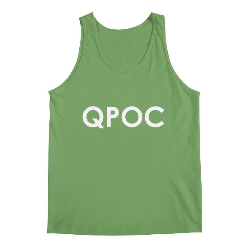 QPOC Bold Men's Tank by ThisQPOCshop