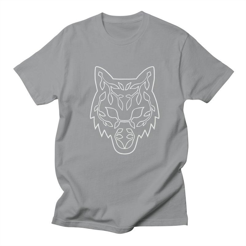 Lupine Men's Regular T-Shirt by Thistle Moon Artist Shop