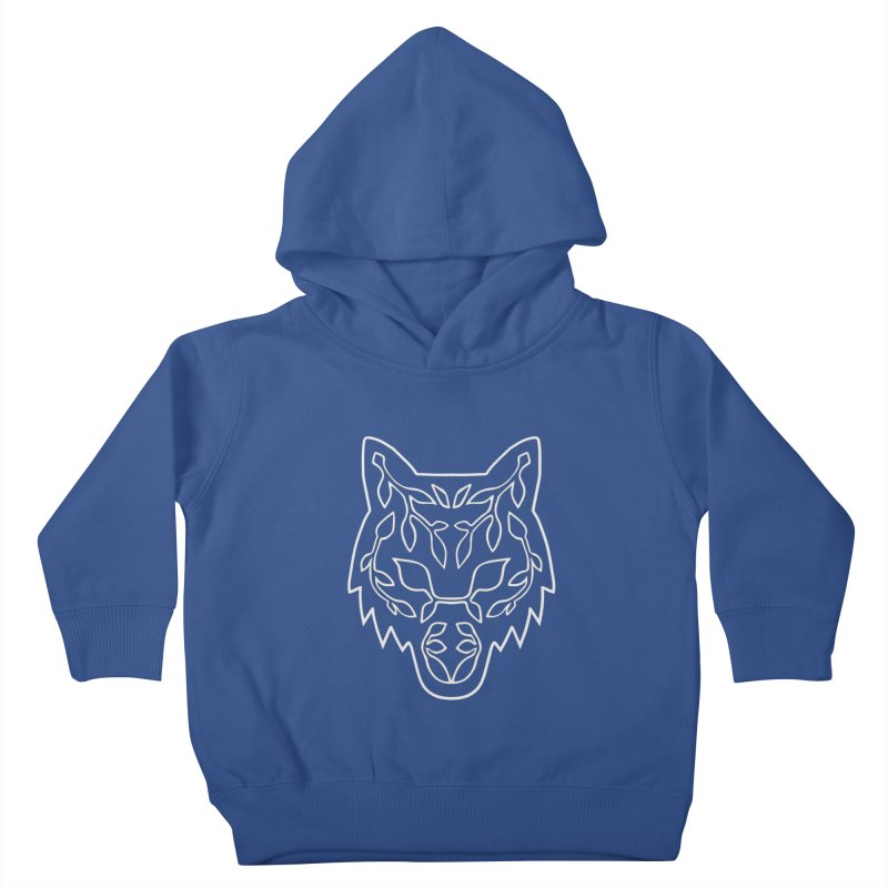 Lupine Kids Toddler Pullover Hoody by Thistle Moon Artist Shop
