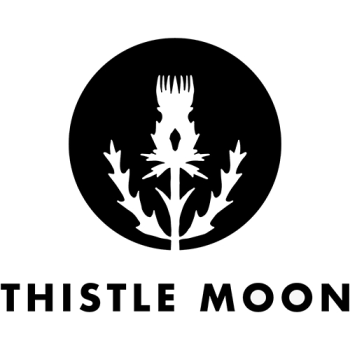 Thistle Moon Artist Shop Logo