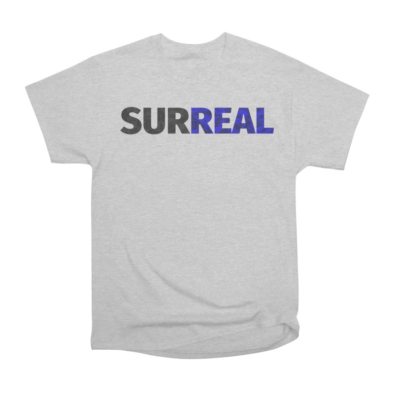 SURREAL Men's Heavyweight T-Shirt by thomaskeedesign's Artist Shop