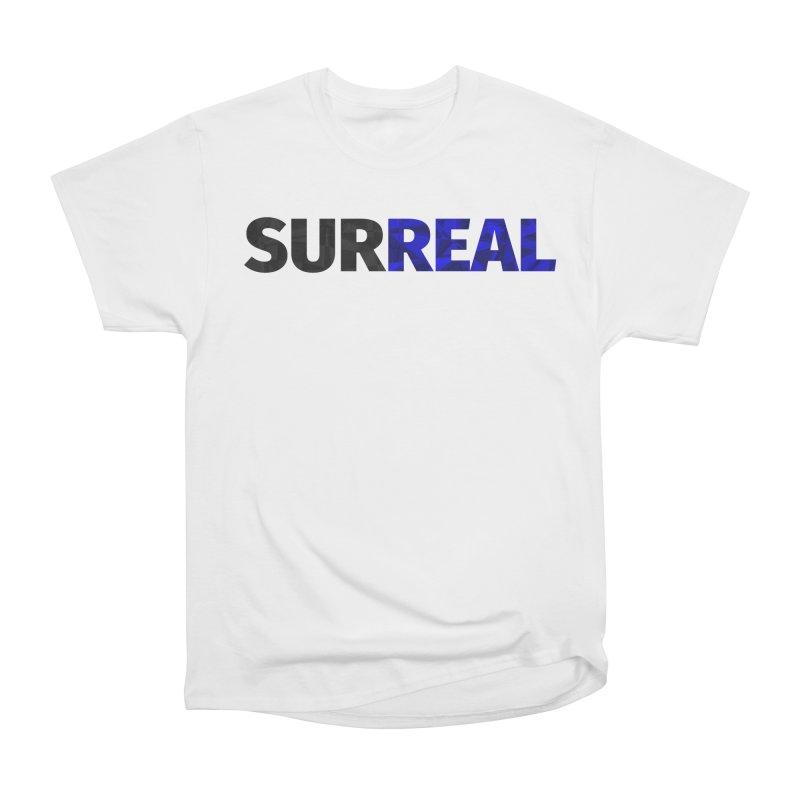 SURREAL Women's Heavyweight Unisex T-Shirt by thomaskeedesign's Artist Shop