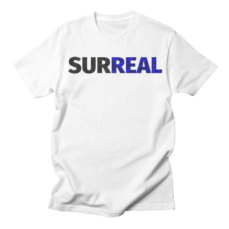 SURREAL Men's Regular T-Shirt by thomaskeedesign's Artist Shop