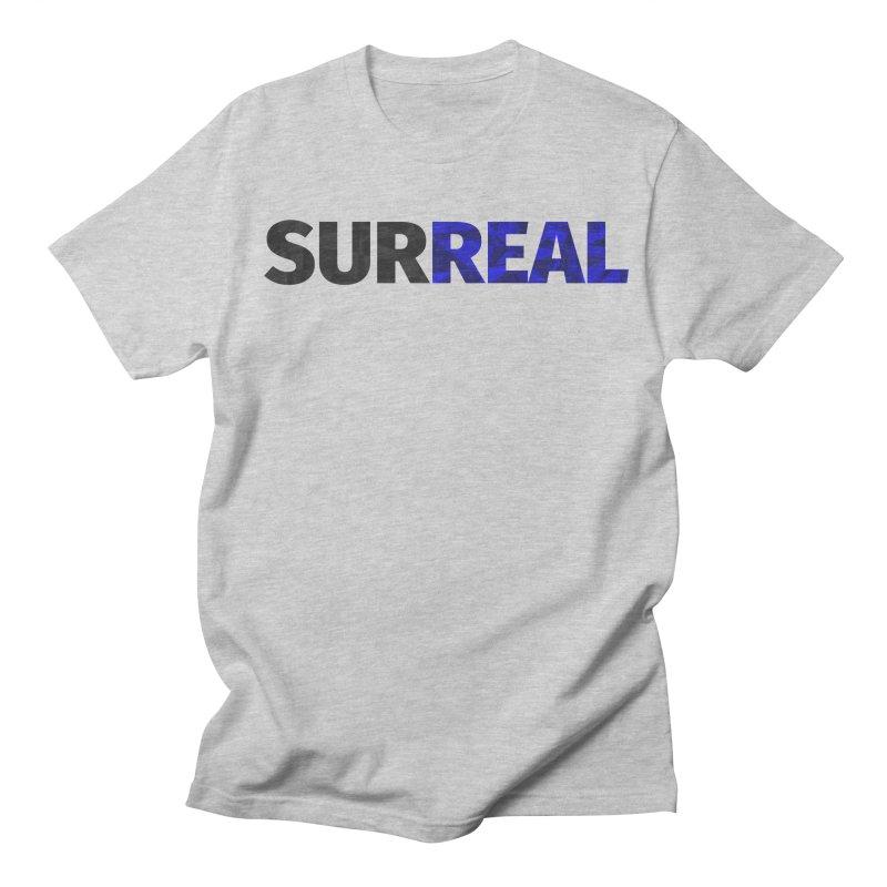 SURREAL Men's Regular T-Shirt by thomaskeedesign's Artist Shop