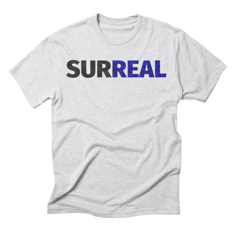 SURREAL Men's Triblend T-Shirt by thomaskeedesign's Artist Shop