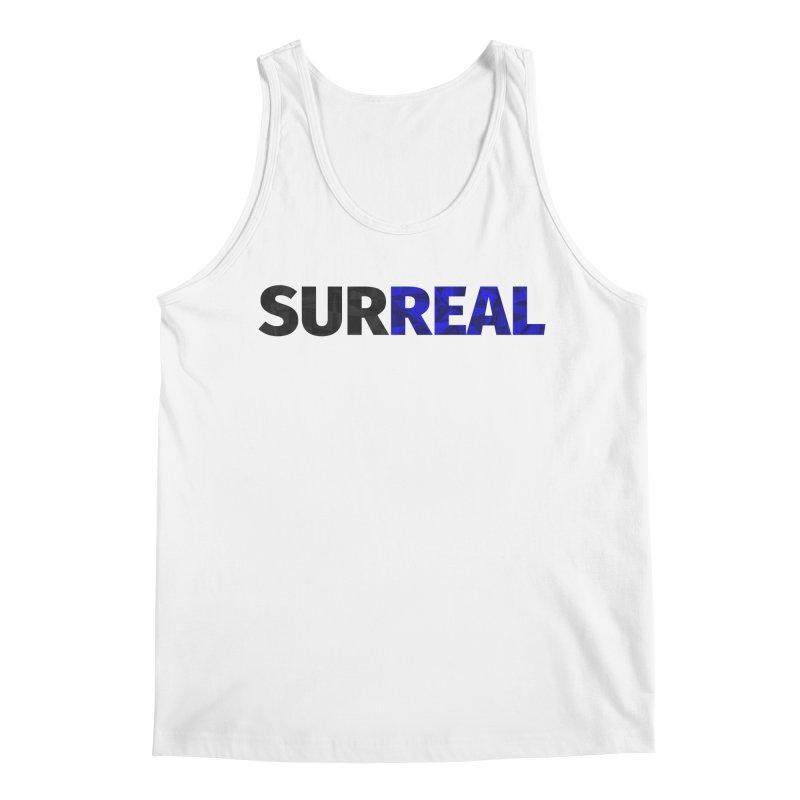 SURREAL Men's Regular Tank by thomaskeedesign's Artist Shop